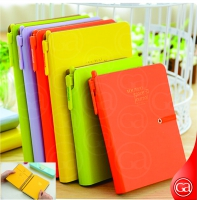 Notebook-008 Candy Colour Notepad